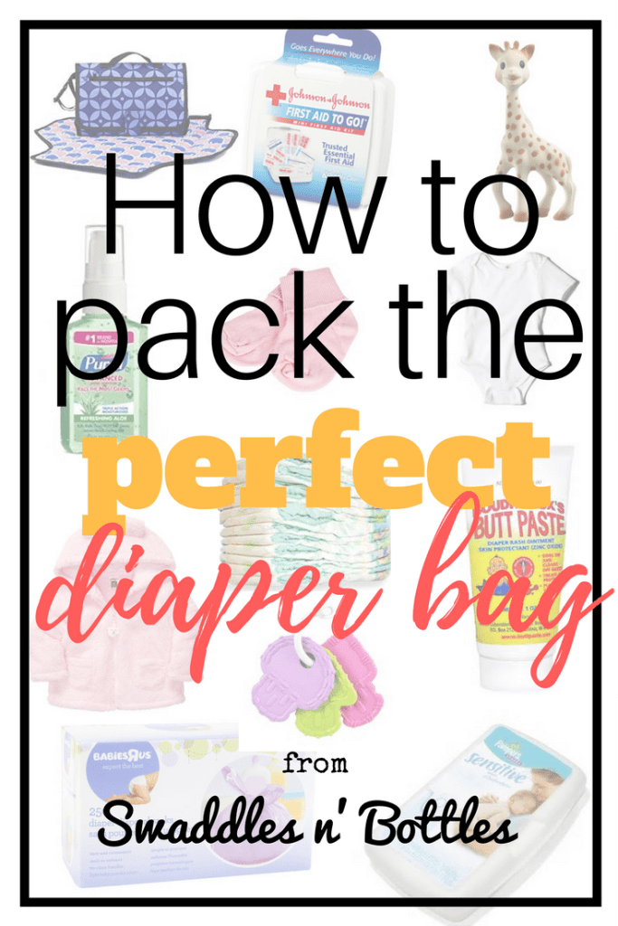 Packing the Ultimate Diaper Bag