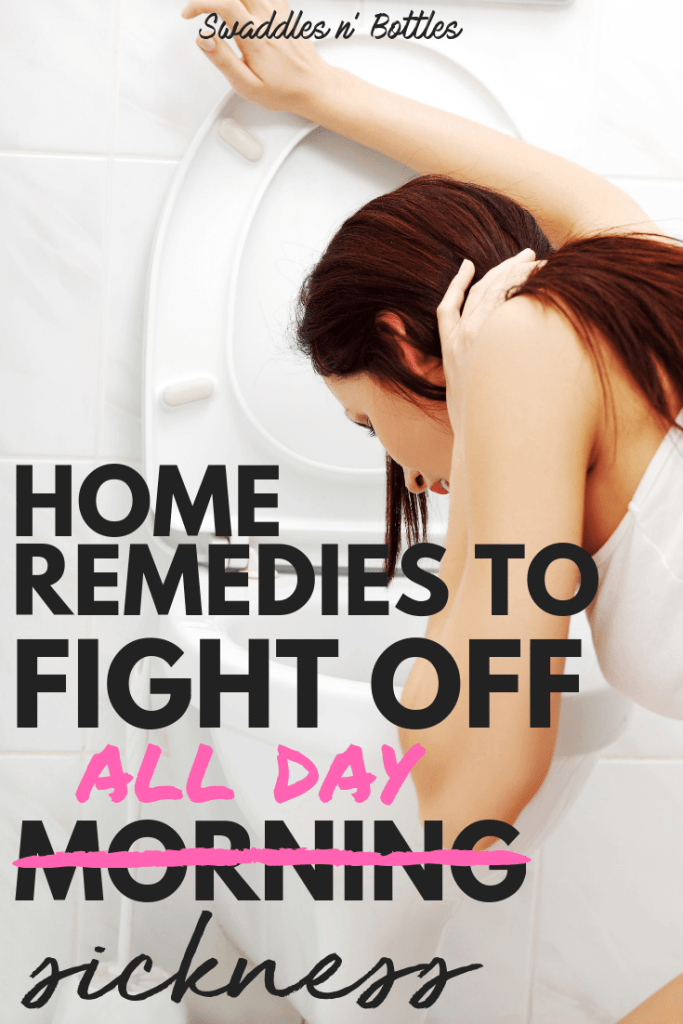 Home Remedies to Fight Off Morning Sickness