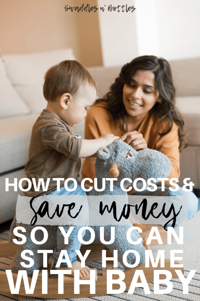 Money Saving Tips to Become a SAHM