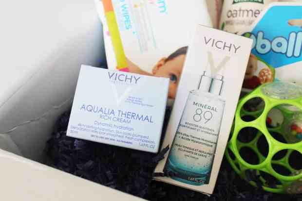 Vichy Face Creams