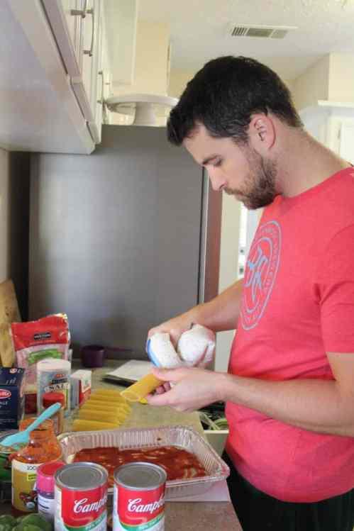 Freezer Meals for Prebaby Prep