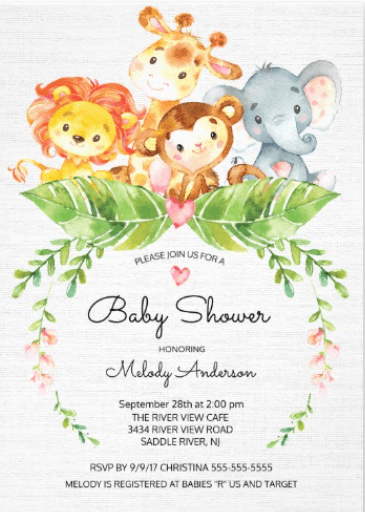 How To Throw A Beautifully Budgeted Baby Shower Swaddles N