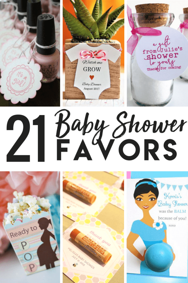 Baby Shower Favor Ideas Swaddles N Bottles