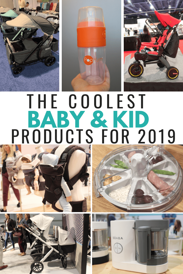 There are so many wonderful baby and kid products being released in 2019. From new baby carriers to swaddles and stroller, here is all the latest gear you will want to add to your baby registry!