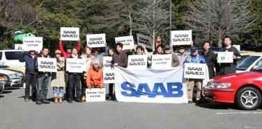 Saab Support Convoy Tokyo