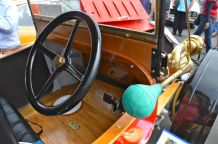 Fiat Model Zero interior