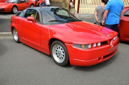 Alfa Romeo SZ Zagato