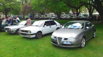 Lancia Delta Integrale and Alfa GT