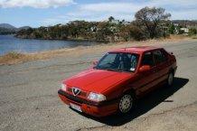 My first Alfa 33 16V