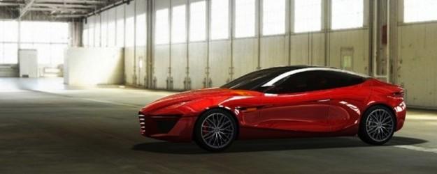 Alfa Romeo Gloria Concept Exterior 1