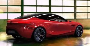 Alfa Romeo Gloria Concept Exterior Rear