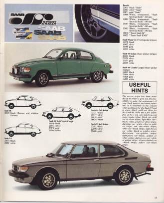 Saab Sport and Rally Page 13