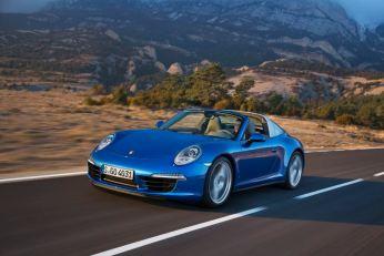991 Porsche 911 Targa 4S - 4