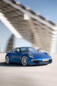 991 Porsche 911 Targa 4S - 8
