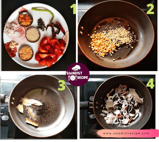 recipe step 1