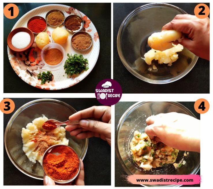 Alu Paratha- Recipe Step 1