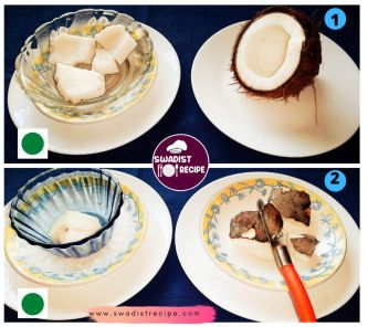 Coconut Chutney Recipe Step 1