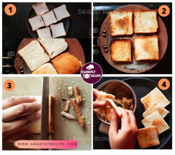 Bread Crumbs Recipe Step 1
