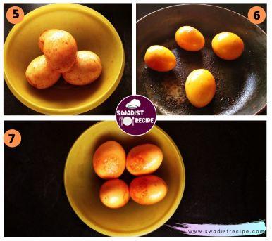 Egg Curry Recipe Step 2