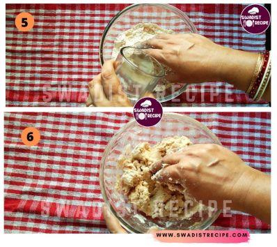 Lachcha paratha Recipe Step 2