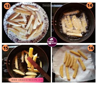 French Fries Recipe Step 4