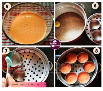Gajar Idli Recipe Step 2