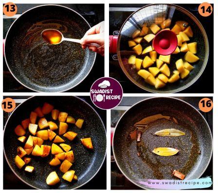 Kathal ki sabzi Recipe Step 4