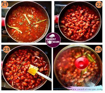 Soyabean Chilli Recipe Step 6