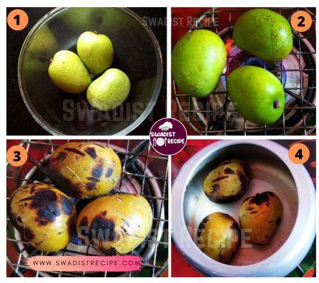 Aam Panna Recipe Step 1