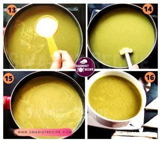Broccoli Soup Recipe Step 4