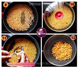 Chana Dal Ke Parathe Recipe Step 3