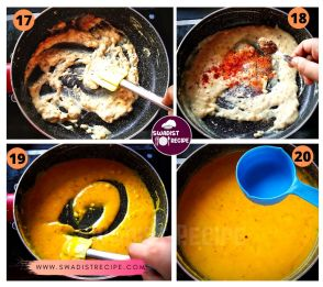 Gujarati kadhi pakoda Recipe Step 5
