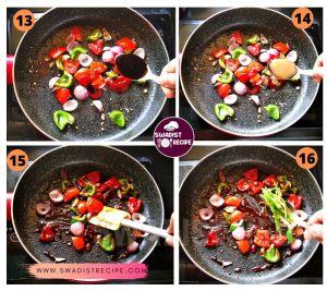Idli chilli Recipe Step 4