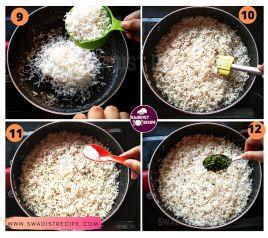 Jeera Rice Recipe Step 3