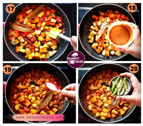 satvik Kumhra alu ki sabzi  Recipe Step 5