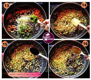 Manchow soup Recipe Step 4