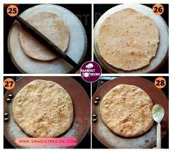 Puran Poli Recipe Step 7