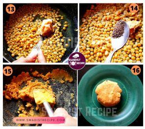 Puran Poli Recipe Step 4