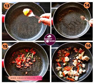 Satvik vaishnav thali  Recipe Step 4