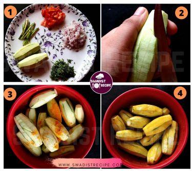 Sorse potol Recipe Step 1