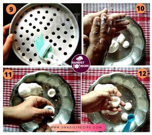 Ammini kozhukattai Recipe Step 3