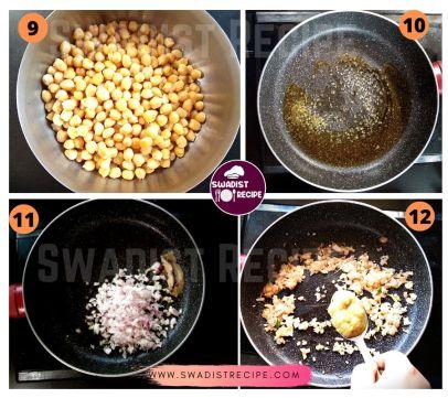 Pindi chole Recipe Step 3