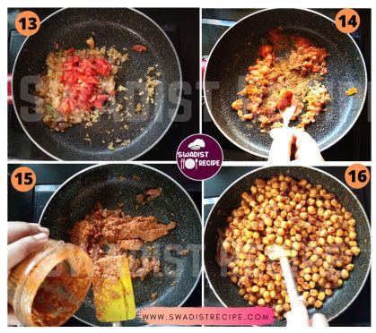 Pindi chole Recipe Step 4