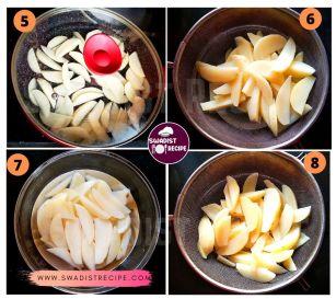 Potato Wedges Recipe Step 2