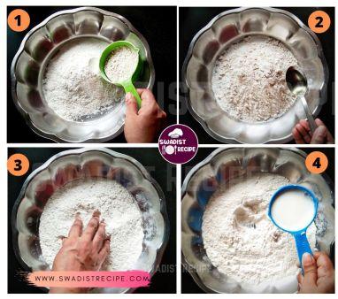 Rumali Roti Recipe Step 1