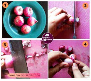 Vinegar onion Recipe Step 1