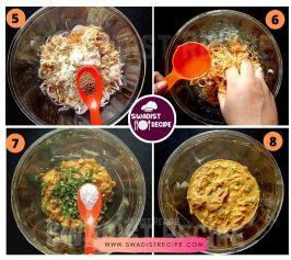 Kanda Bhajia recipe Step 2