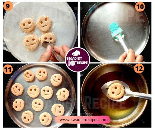 Smiley Recipe Step 3