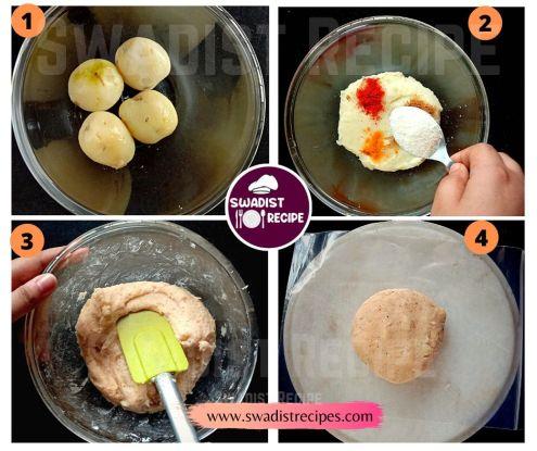 Smiley Recipe Step 1