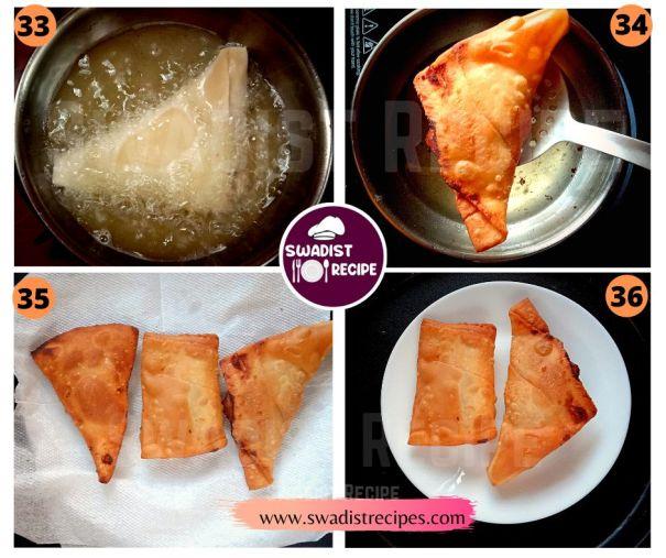 Veg Puff recipe Step 9